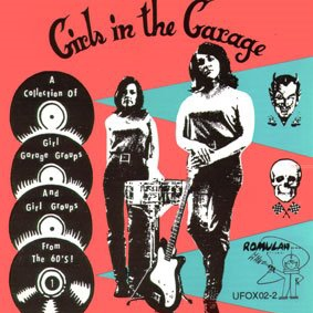 Girls in the garage