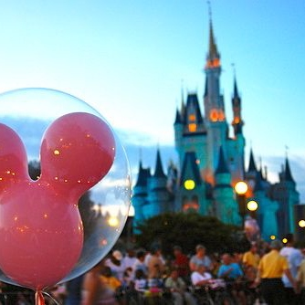 I'd Rather Be At Disney World