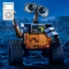 Wall-E: Space Jams and Love Songs