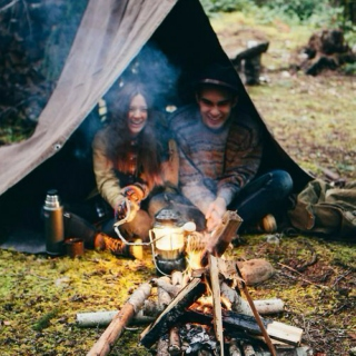 lets go camping together