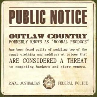 Outlaws and Folkers