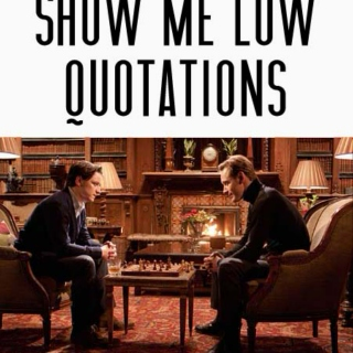 show me long quotations - a Charles/Erik mix