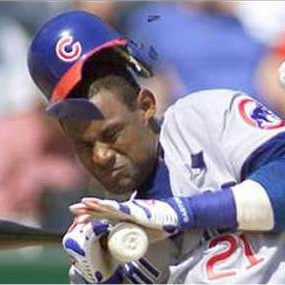 Sammy Sosa Strikeout