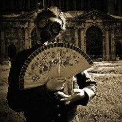 Gas Masks, Flesh Eaters and Post-Apocalypse