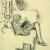 that feeling of euphoria when on a sunny sunday afternoon you rest your head against the warm pages of a well-loved book