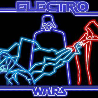 ElectroWars: Return of the DJedi