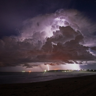 The Perfect Thunderstorm