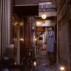 Walking the old streets of Tokyo