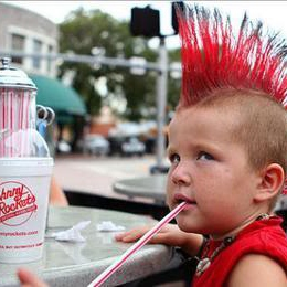 Punk Since Birth....