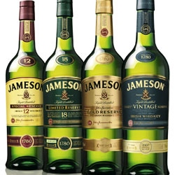 Wheres all the Jameson gone?