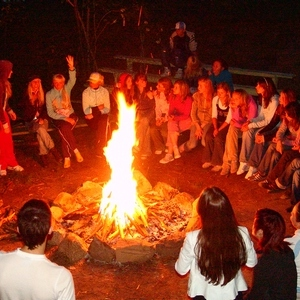 Songs to dance around a campfire to!