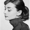 You were once my Audrey Hepburn, now I can barely look at your picture.