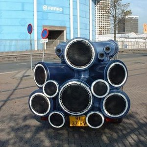 soundsystem futurology