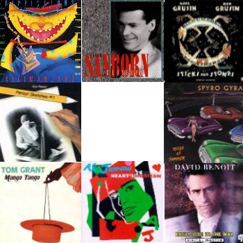 8 from 1988 - Contemporary Jazz