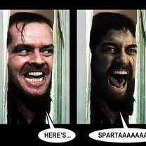 Because here is Sparta