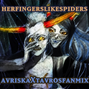 Her Fingers Like Spiders - a VriskaxTavros FST