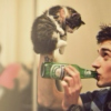 I Like To Party With My Cat..