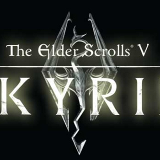 Playing Skyrim to Dubstep all night
