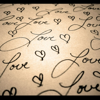 Love, In Many Words