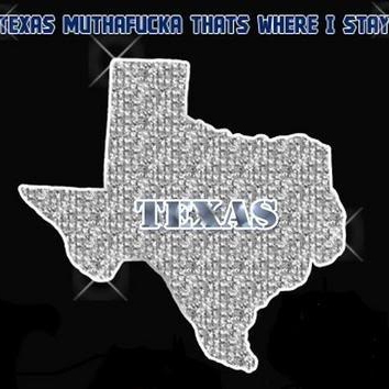 Texas Rap: Ain't All About the Cars.