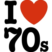 Love, 70's style.