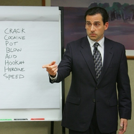 Songs that will forever remind me of Michael Scott