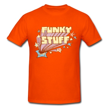 can't get enough{of that funky stuff}