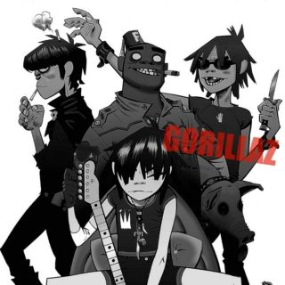 Gorillaz Best Remixes