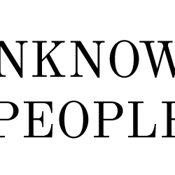 Unknown People