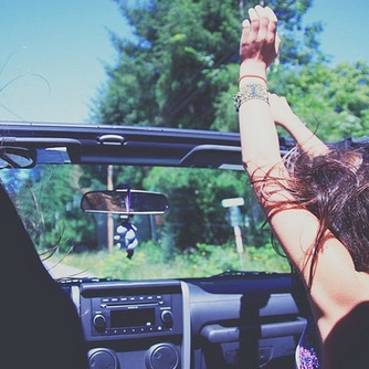 Drive With The Top Down