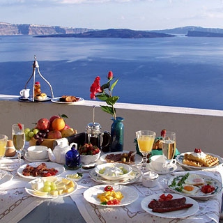 Mediterranean and Balkan Breakfast