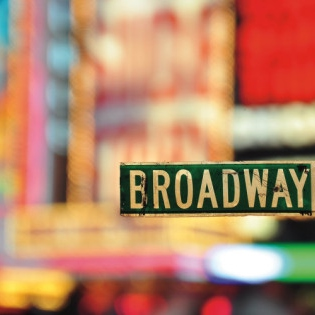 Be your own star on Broadway