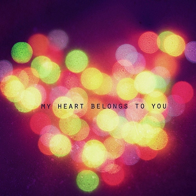 Sing your lungs out to the one you <3