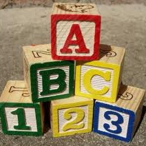 A-B-C its easy as 1-2-3