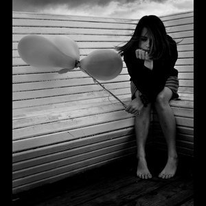 I Miss You The Most When Balloons Kiss The Sk