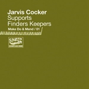 Make Do And Mend: Jarvis Cocker