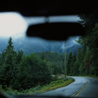 driving as a metaphor for coming of age.