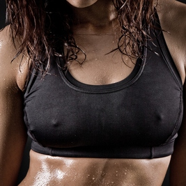 Get your skin all salty with Sweat.