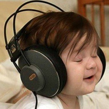 Close Your Eyes And Let The Music Rush In