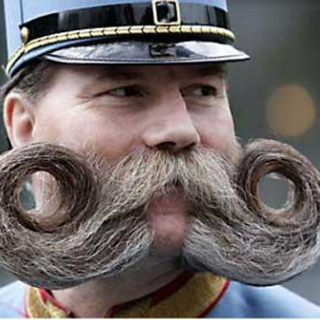 I moustache you a question...