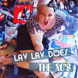 Lav Lav does the 80's