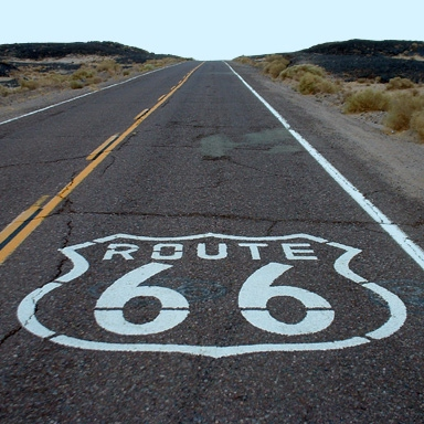 Route 66'ing