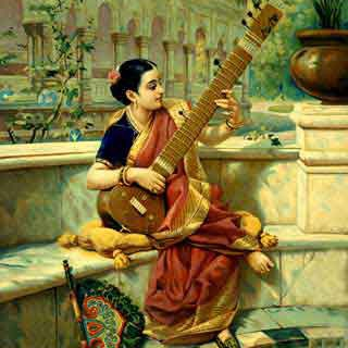 Traditional Sitar