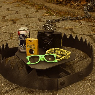 It's a (Hipster) Trap!