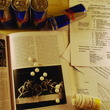 Ultimate Study Session for the brave.