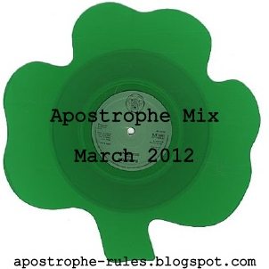 Apostrophe Mix - March 2012
