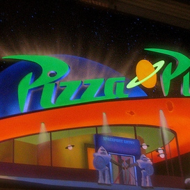 pizza planet express