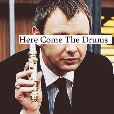 Here Come the Drums!