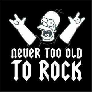 Turn some Rock and Metal on!