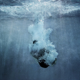 Swim for the music that saves you when you're not sure you'll survive